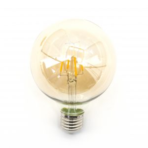 Gloeilamp G95 - 4W dimmable