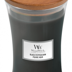 WoodWick Candle Black Peppercorn Large Candle