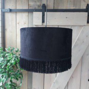 Goround Hanglamp IR Presley Zwart - Large