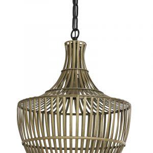 Light & Living Hanglamp Stella Large - Antiek Brons