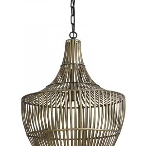 Light & Living Hanglamp Stella Small - Antiek Brons