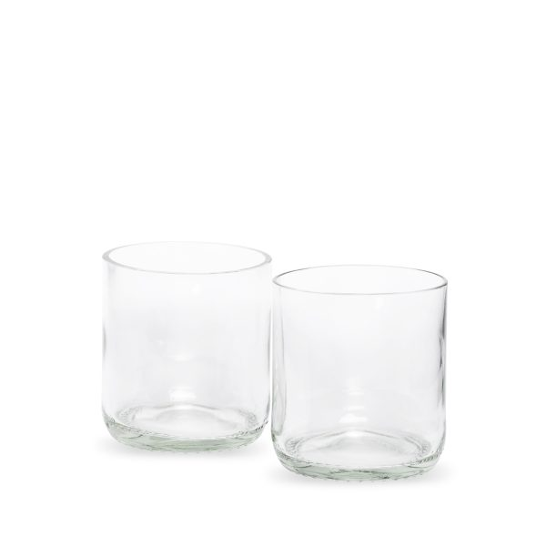 Tumblers Glazen Snippers