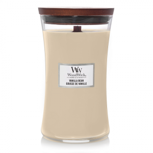 WoodWick Vanilla Bean - Large Candle