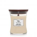 WoodWick Vanilla Bean Medium Candle