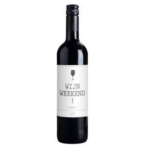 Wijn Weekend - Rood