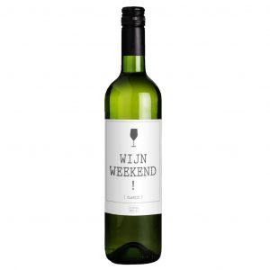 Wijn Weekend - Wit