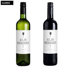 Wijn Weekend - Rood & Wit