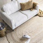 By-Boo Carpet Ramas Naturel - 200 x 300 cm (Large)