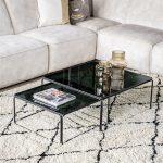 By-Boo Carpet Rox Ovaal - Bijzettafel Olit - Kussen Nett