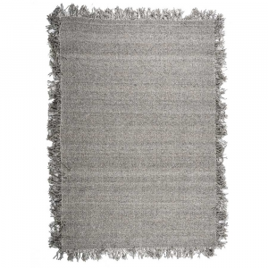 By-Boo Carpet Woolie Large - Taupe (200x290 cm)
