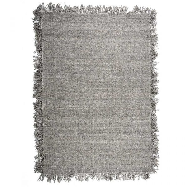 By-Boo Carpet Woolie Medium - Taupe (160x230 cm)
