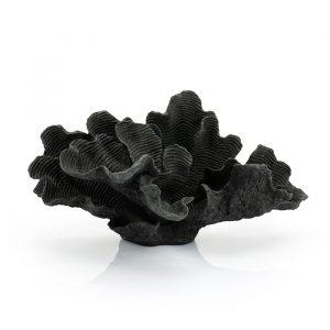 By-Boo Decoratie Coscina (Nagemaakt Koraal) - Zwart