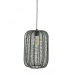 By-Boo Hanglamp Carbo - Zwart