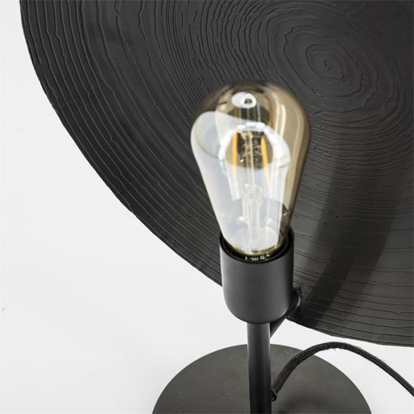 By-Boo Tafellamp Monque - Zwart