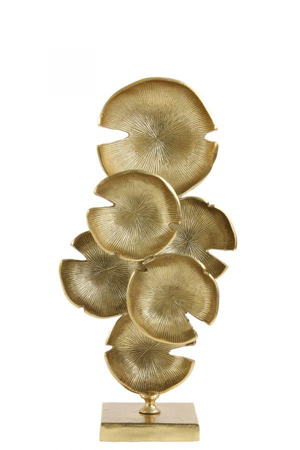 Light & Living Ornament op Voet Babine - Goud