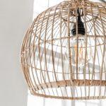 Must Living Hanglamp Las Salinas Small - Naturel Detail