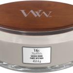 WoodWick Sacred Smoke Ellipse Candle