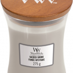 WoodWick Sacred Smoke Medium Candle