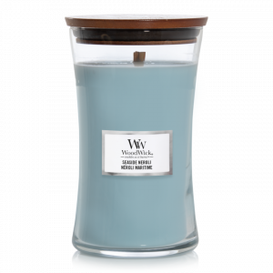 WoodWick Seaside Neroli - Large Candle