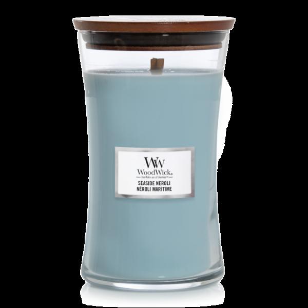 WoodWick Seaside Neroli - Large Candle