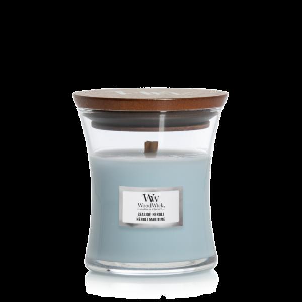 WoodWick Candle Seaside Neroli - Mini