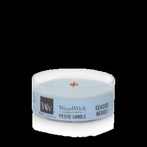 WoodWick Seaside Neroli - Petite Candle