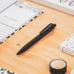 HouseVitamin Zwarte Balpen - Write It Like It's Hot