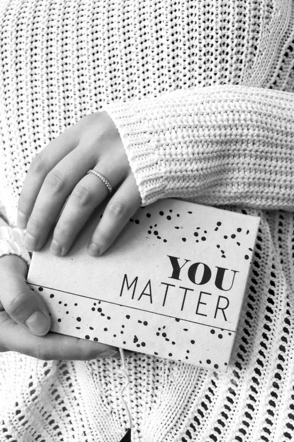 HouseVitamin & Return To Sender - You Matter Box