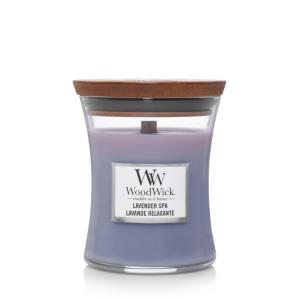 WoodWick Candle Lavender Spa - Medium