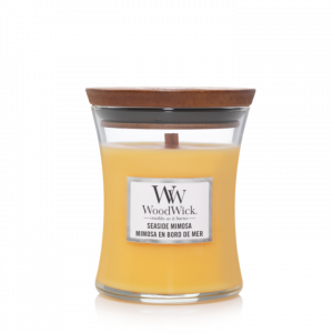 WoodWick Candle Seaside Mimosa - Medium