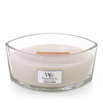 WoodWick Candle Smoked Jasmine - Ellipse