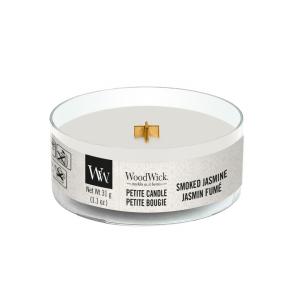 WoodWick Candle Smoked Jasmine - Petite Candle