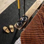 By-Boo Carpet Ramas Zwart - 200 x 300 cm (Large)