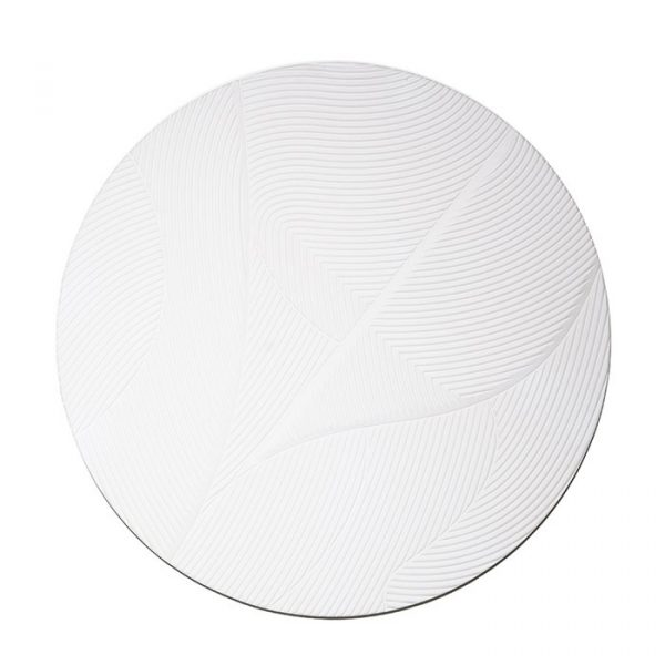 By-Boo Wanddecoratie Tazi Rond Large - Wit