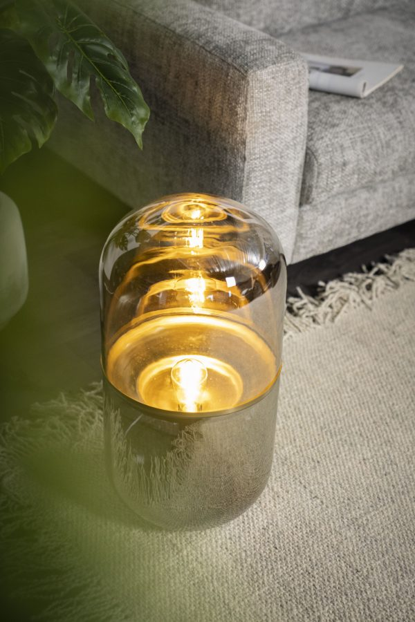 By-Boo Staande Lamp Halo - Brons