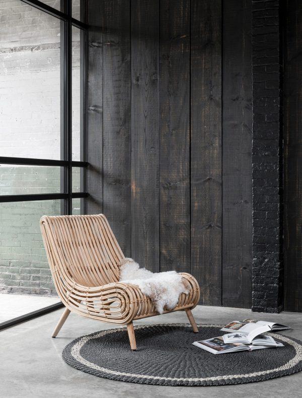 Must Living Lounge Stoel Cinque Terre