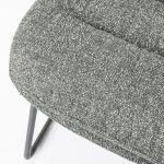 By-Boo Fauteuil Bermo - Antraciet