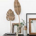 Must Living Banana Leaf & Peach Leaf - Small