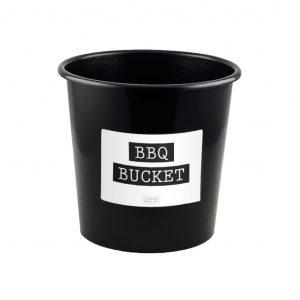 BBQ Bucket - Groot (8 liter)