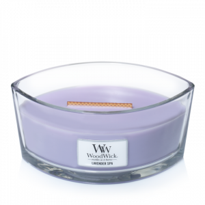 WoodWick Candle Lavender Ellipse Candle