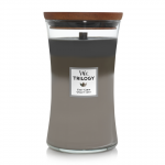 WoodWick Trilogy Cozy Cabin Large Candle
